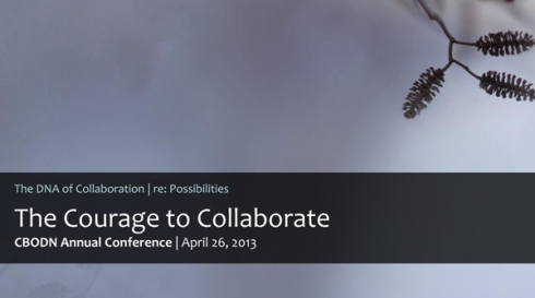 The Courage to Collaborate
